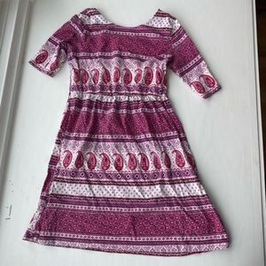 EUC girls dress